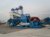 sand washing machine with sand washer for SXMW