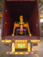 HOT SALE middle east market shovel loader for load cap 6000kg SXMW 968