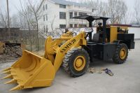 SXMW machine underground mining loader for rated load 2000kg