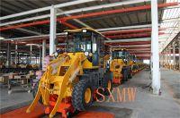 hot sale front loader SXMW10 for loading 1000kg