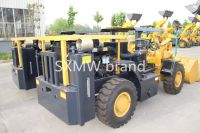 underground mining loader for SXMW rated load 2000kg