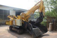 SXMW machine coal machinery crawler muck loader excavating machinery