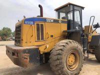 china Used machine used loaders for 5 ton wheel loader SEM650B