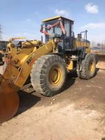 CHIna SEM660B used loaders for 6 ton second loader