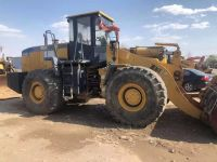 low price china SEM660B used loaders for 6 ton second loader