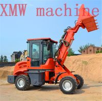 SXMW machine telescopic boom loader