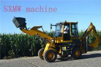china made SXMW15-10 backhoe loader for sale