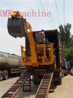 2019 hot sale SXMW machine SXMW30-25 backhoe loader for sale