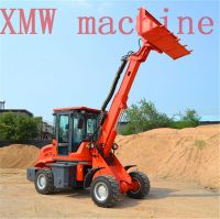 SXMW machine telescopic loader for 1500