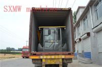 hot sale SXMW30-25 backhoe loader for sale