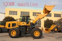HOT SALE middle east market wheel loader for load cap 6000kg SXMW 968