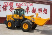 2019 hot sale low price SXMW953 loader with rate load 5000kg