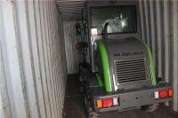 EURO 5 and EPA 4 engine SXMW pivot steer loader for sale