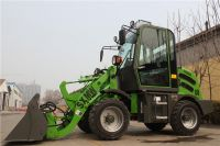 EURO 5 and EPA 4 engine SXMW articulated loader for sale