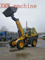 hot sale SXMW40-28 backhoe loader for sale