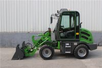 EURO 5 and EPA 4 engine SXMW front end loader for sale