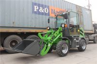EURO 5 and EPA 4 engine SXMW front loader for sale