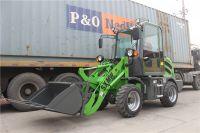 EURO 5 and EPA 4 engine SXMW hydraulic loader for sale
