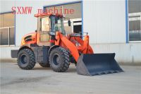 SXMW machine ZL20 compact and multi-function 2.0 ton payloader and buckt loader