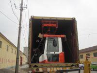 hot sale hydraulic loader articulated loader SXMW10 for loading 1000kg