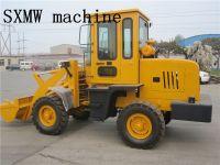 hot sale loading shovel loader SXMW10 for loading 1000kg