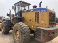 used loaders for 5 ton wheel loader SEM650B
