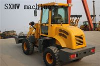 mini loader SXMW10 for loading 1000kg