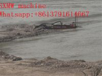 SXMW machine mini sand dredger with pumping sand
