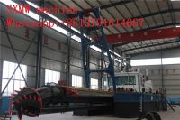 SXMW machine China from 50 m3 to 800m3 cutter suction dredger and sand dredger for sale