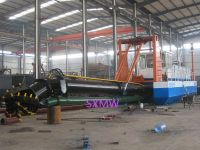 from 50 m3 to 800m3 cutter suction dredger and sand dredger for sale