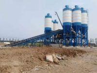 SXMW machine Cement Mixing Plant