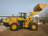 low price SXMW machine wheel loader for load cap 6000kg SXMW 968