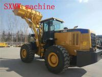 hot sale SXMW 656 wheel loader with rate load 5000kg