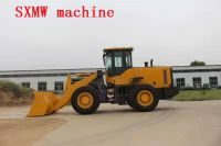 SXMW953 wheel loader with rate load 5000kg
