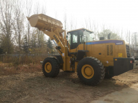 wheel loader for load cap 6000kg SXMW 968