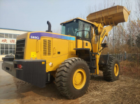 SXMW machine wheel loader for load cap 6000kg SXMW 968