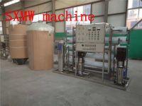 hot sale from 500L/h to 500000L/h RO treatmewnt machine