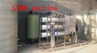 6000L/H salt water to drinking water filter machine with ro membrane price