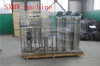 reverse osmosis equipment hot sale from 0.5 ton to 500 ton
