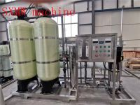 hot sale from 500L/h to 500000L/HSmall Capacity RO Water Treatment Plant