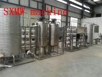 hot sale from 0.5 ton to 500 ton Reverse Osmosis sewage treatment equipment
