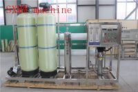 Water treatment hot sale from 0.5 ton to 500 ton