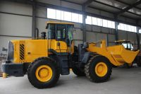 china wheel loader SXMW machine SXMW 953 wheel loader with rated load 5000kg