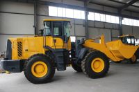 hot sale SXMW wheel loader cap 5000kg