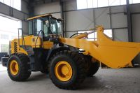 china loader SXMW machine SXMW 953 wheel loader with rated load 5000kg