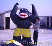 Inglatable Gorilla