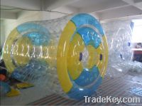 Inflatable roller toys