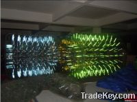 inflatable roller with LED