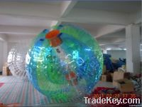 Inflatable zorb