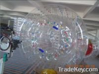 Zorb balls inflatable